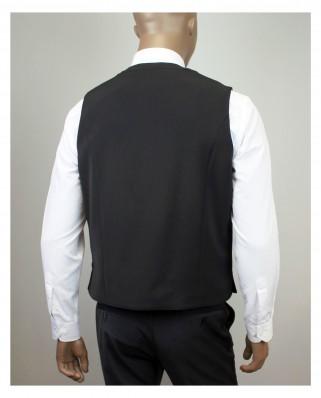 Gilets de costume noir